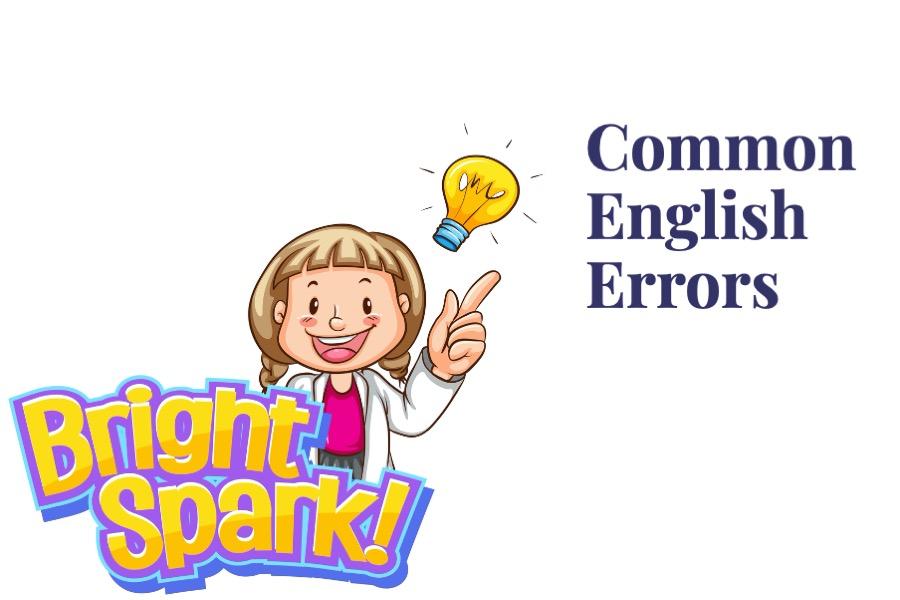 Elicit: Common English Errors